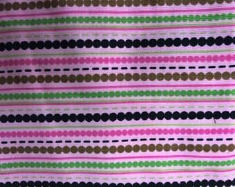 Cotton Corduroy Lightweight Print