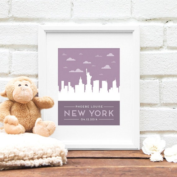 Baby Gift Baskets New York : Baby shower gifts new york city