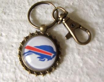 Buffalo Bills  Fan Keyring