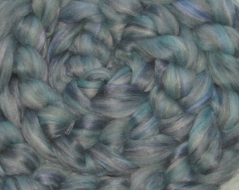 NEW Superwash Tencel Fibre blend, 4 Oz - Seafoam