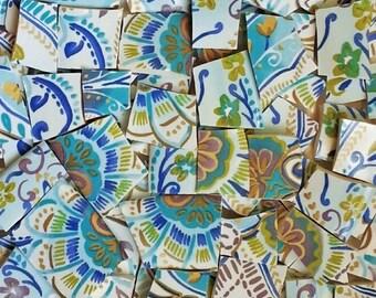 Mosaic Tiles---Aara--100 Tiles