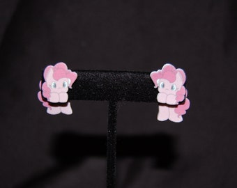 My Little Pony Pinkie Pie Hanging Earrings