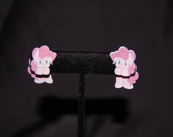 My Little Pony Pinkie Pie Hanging Earrings