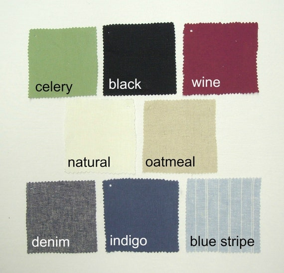 Bliss1 Fabric Samples by NikkiDesigns, Hemp, Organic Cotton
