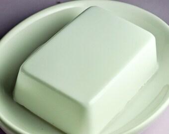 Homemade Yogurt Soap - Yogurt Bar Soap - Colorant Free Soap - Fragrance Free Soap - Sensative Skin Soap - Bar Soap - Natural Soap