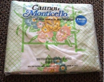 Mint in Package Twin Fitted Sheet