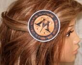 Ministry of Magic Logo Hair Clip MTCoffinz