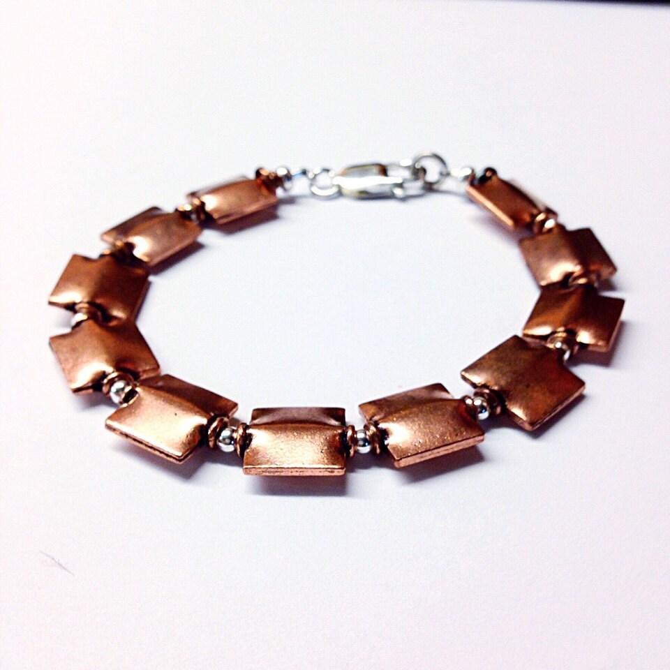 copper jewelry mens copper bracelet bracelet for man copper. Black Bedroom Furniture Sets. Home Design Ideas