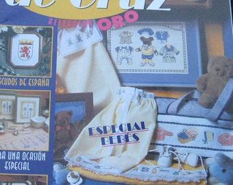 Punto de Cruz Cross Stitch Magazine Spanish