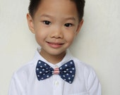 Starry Clip-On Bow Tie