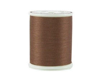 160 Chocolate - MasterPiece 600 yd spool by Superior Threads