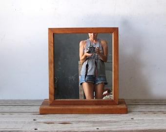 Rare Heywood-Wakefield Mid Century Modern Vanity Mirror