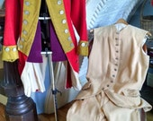 18th century British Uniform - 5th Regiment - Valentines day sale