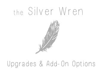 Ala Carte - Add another charm - The Silver Wren