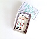 SALE - The Instant Comfort Pocket Box - little house