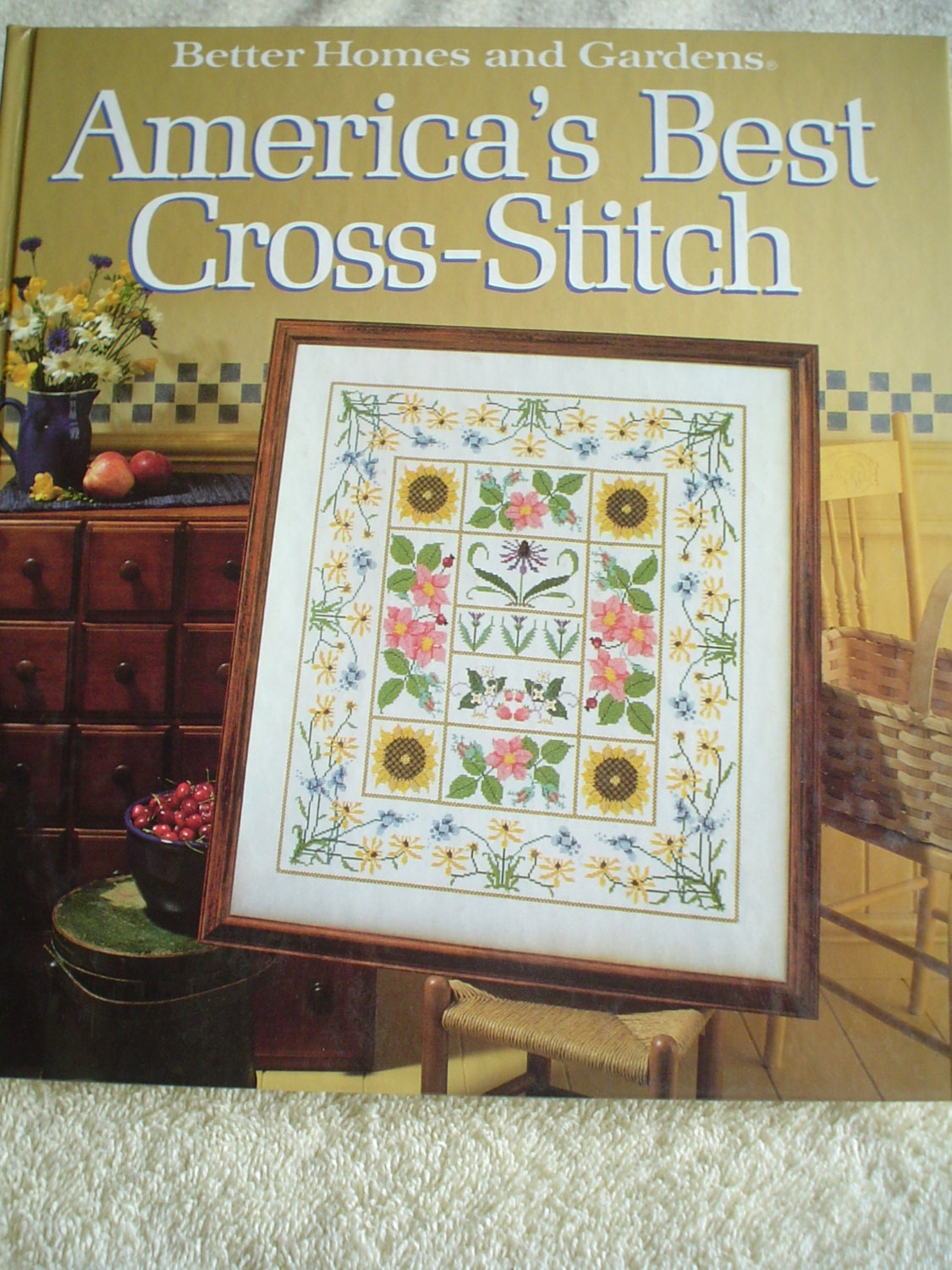 America 39 s best cross stitch better homes and gardens for Americas best home builders