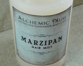 Marzipan - Hair Mist - Sweet Almond, Raw Sugar, Buttery Vanilla