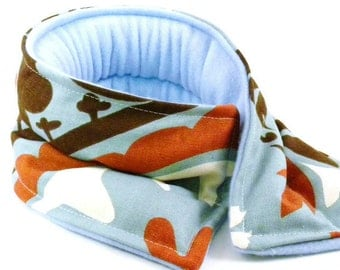 Microwave Neck Wrap Heat Pack - Hot Cold, Heating Pad Rice Flax Pack,  Neck Pillow, Muscle Heat Holistic Health, Meditation