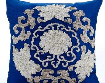 Decorative Pillow Covers Throw Oblong Euro By Thehomecentric