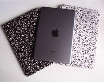 SALE iPad mini case padded sleeve velcro closure tablet e-reader e-book