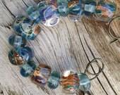 Mariner's Dream Handmade Boro Lampwork Beads