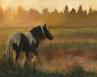 Vimto's Domain by Kyanna Fejes ~ Gypsy Vanner ~ Gypsy Cob ~ Gypsy Horse   cards