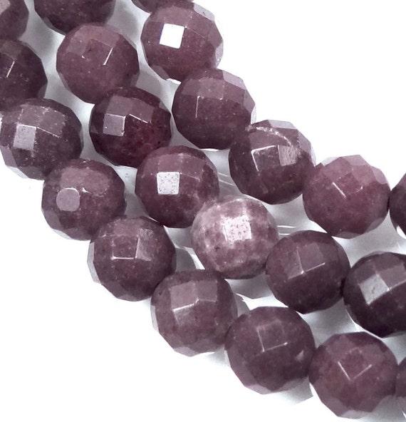 Purple Aventurine 6mm Natural Pur...