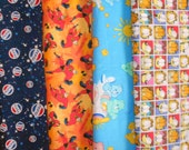 CHARACTER #4 fabrics, sold individually,not as a group, sold by the Half Yard, please see body of listing