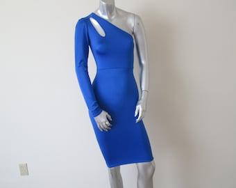 Keyhole Bodycon Dress