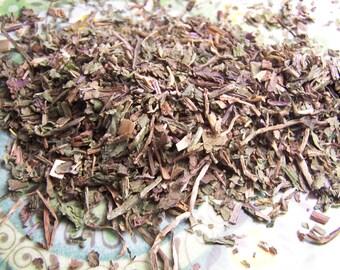 Dandelion leaf Organic herb by the ounce - bulk herb for teas tinctures bath products oz lb diuretic potassium Taraxacum officinale