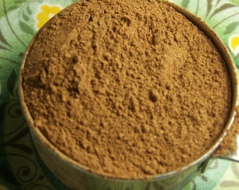 Organic Sarsaparilla root powder dried herb by the ounce - bulk herb for tinctures salves bath products capsules  oz lb Hemidesmus indicus
