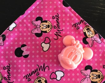 Minnie Mouse Soap and Washcloth Gift Set