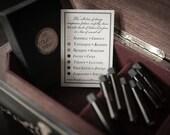 Strange Companion Blends™ - Deluxe Perfume Oil Sampler - For Strange Women - Natural Perfume Gift Set