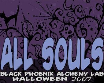 All Souls 2007 - 5ml - Black Phoenix Alchemy Lab Vintage