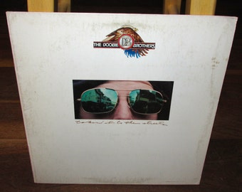 The Doobie Brothers Takin' It To The Streets Vintage Vinyl Double Album