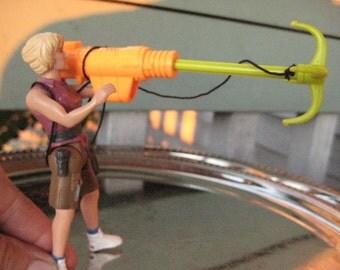 JURASSIC PARK's Ellie Sattler Action Figure, Series 2, loose 1993