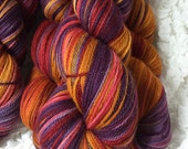 Two Hearted - Hand-dyed Yarn - Tanya