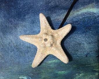 Starfish Diamond Bobby Pin - Diamond Star