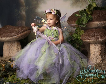 Princess, fairy, photography prop,tutu dress, wedding flowergirl