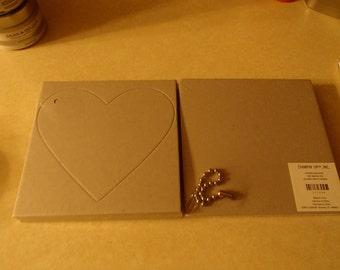 Heart Chipboard