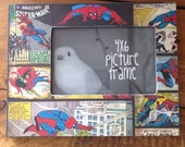 Spider-Man 4x6 picture frame