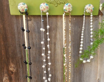 Necklace holder display!