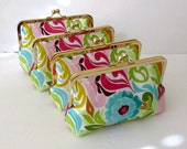 Bridesmaid Clutch -  YOU DESIGN - Custom clutches for your bridal party