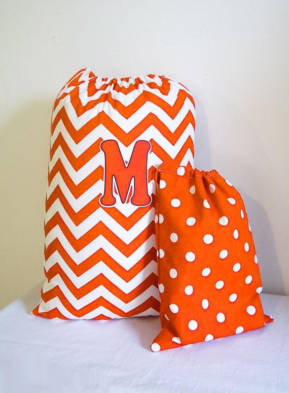Chevron Laundry Bag - 9 colors - Laundry Bag - Large Laundry Tote Bag, Backpack Style Laundry Bag, Drawstring Laundry Bags, Graduation Gift