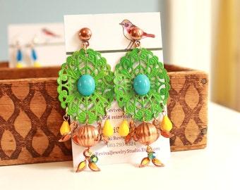 Bright Earrings - Boho Style Earrings