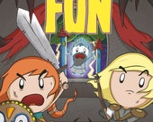 Dungeon Fun Book Four