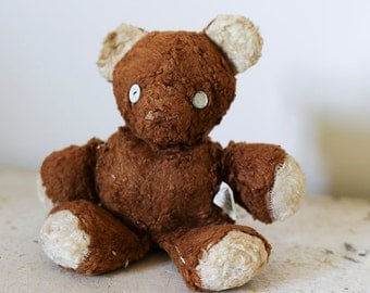 cubbi gund vintage old bear