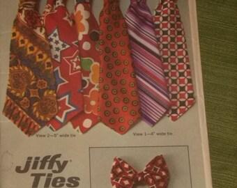 Men's Set of Necktie Pattern / Uncut