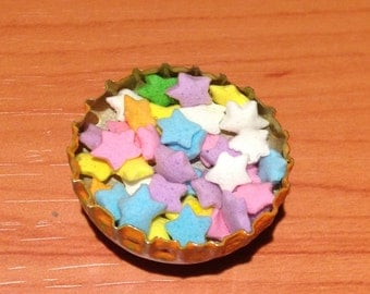 Candy Bottle Cap Magnets
