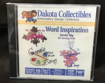 Dakota Collectibles Word of Inspiration